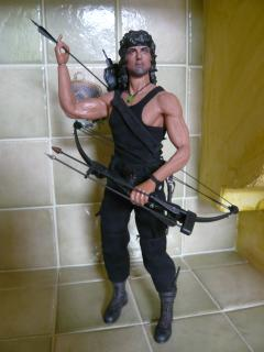 Hot toys custom STALLONE/TOM CRUISE 657875P1080355