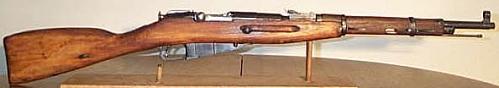 L'armement du fantassin Soviétique 68218carabine_mosin_nagant_1944
