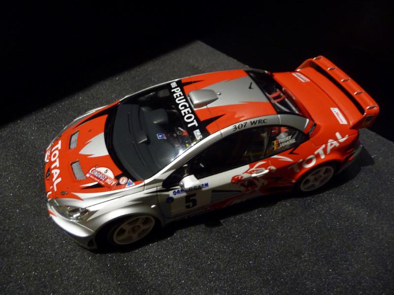 Peugeot 307 WRC Thiry/Jamoul Condroz 2006 704144P1000661