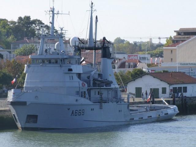 Remorqueur de Haute Mer (RHM) TENACE 7121154221710