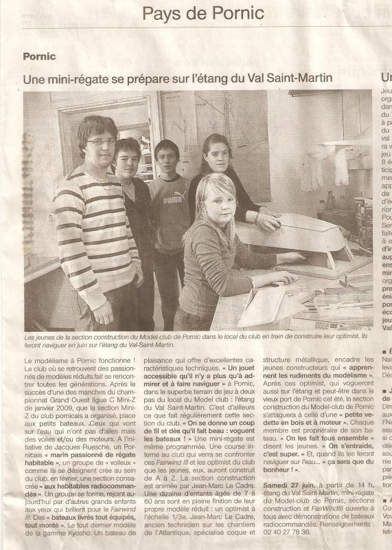 Nos apparition dans les journaux 713644artcile_Ouest_France_le_23.04.2009
