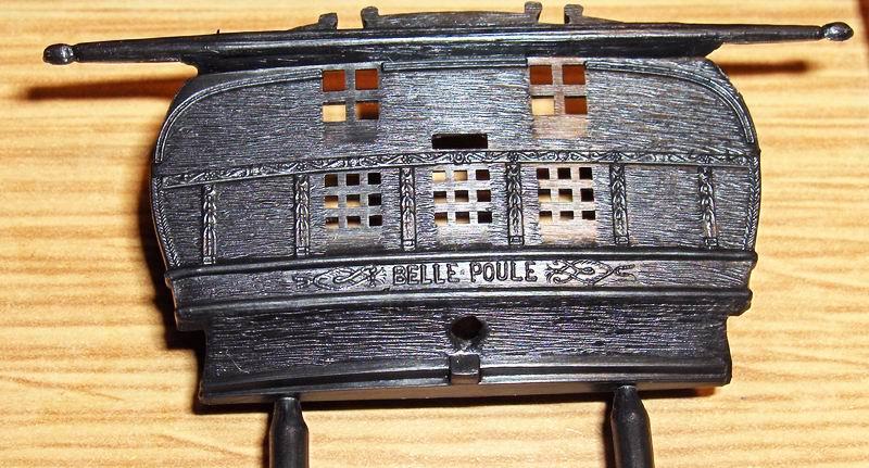 """La Belle Poule """"Heller""""1/200 717743HPIM0539"""