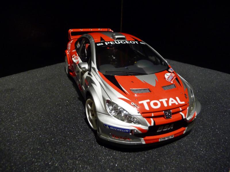 Peugeot 307 WRC Thiry/Jamoul Condroz 2006 744100P1000659