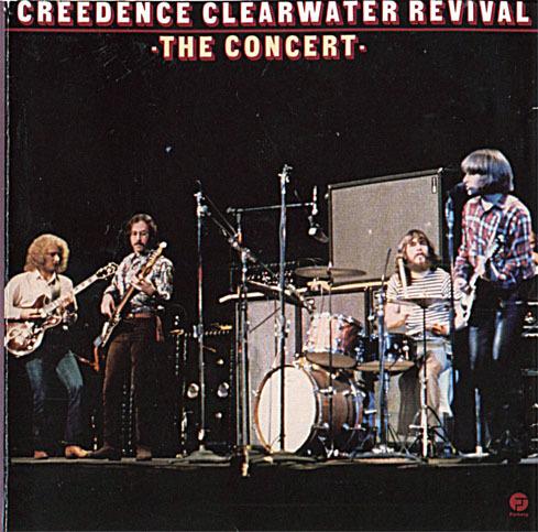 Ce que vous écoutez  là tout de suite - Page 23 772067Creedence_Clearwater_Revival_The_1