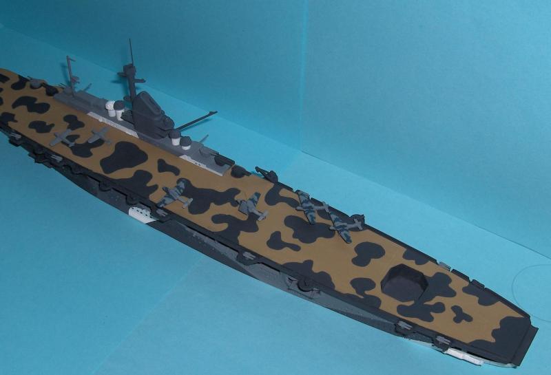 DKM Graf Zeppelin [revell 1/720] 781185HPIM1122