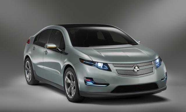 2011 - [Opel] Ampera 7875711