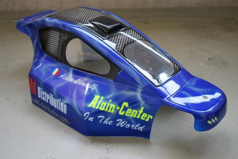 La carrosserie de mon MCD race runner 787879carrorace5