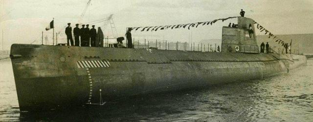 FRANCE SOUS MARINS CLASSE NARVAL 804731Narval_lancement