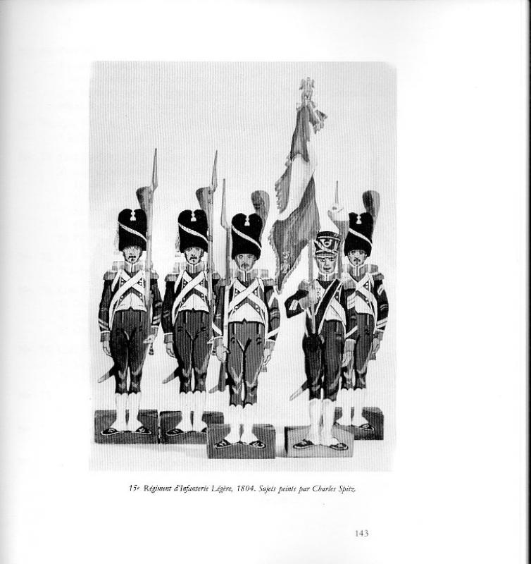 Chasseurs dans livre sur petit soldat en papier 81258015eRIL1804_PetitsSoldatsStrasbourg_