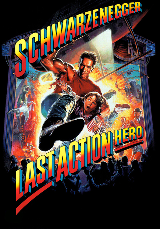 Last Action Hero 862059lastachedvd