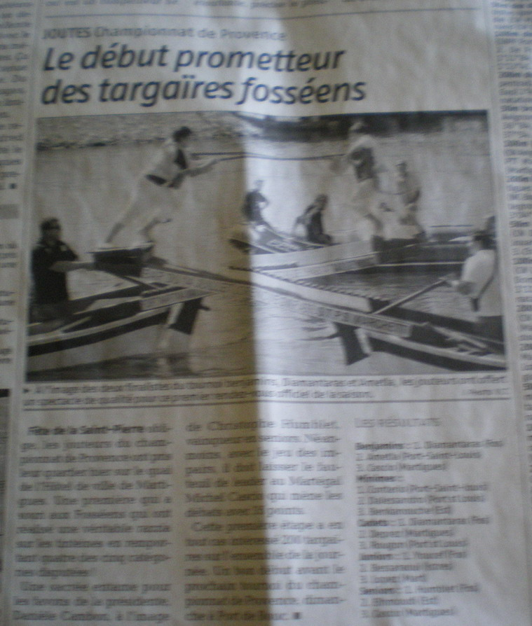 SPORTS ET LOISIRS ... MEDITERRANEENS - Page 2 89118IMGP5159