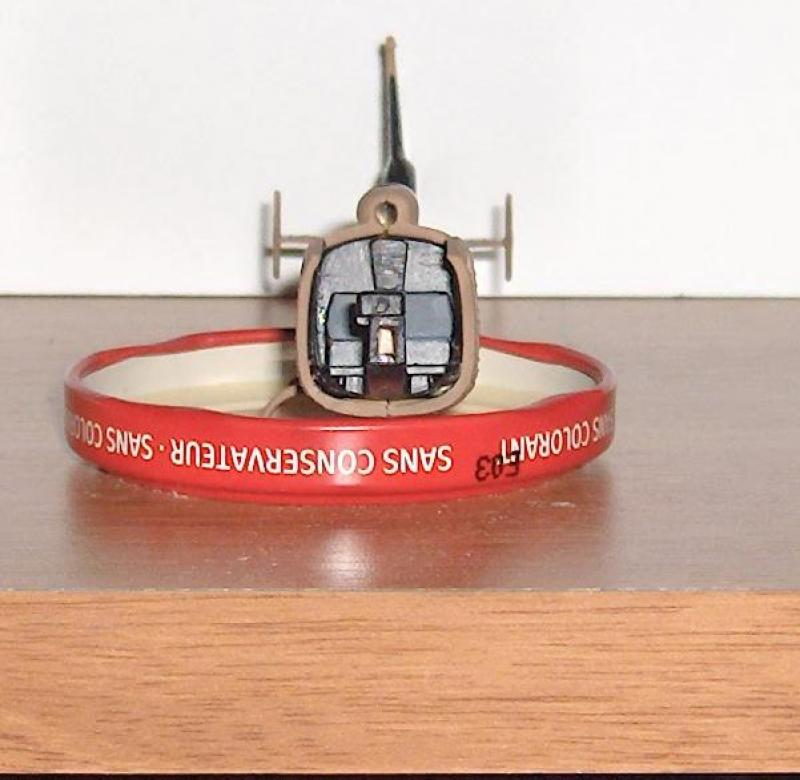 Gazelle SA 342M  1/72 HELLER 907260HPIM0809