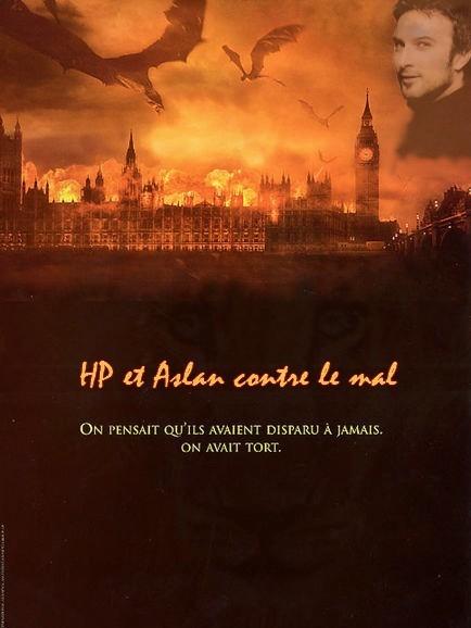 Harry Potter et Aslan contre le mal [Forum de jeu de rôle] /!\avis à ceux qui aime écrire/!\ 919006affiche1_w434_h_q80