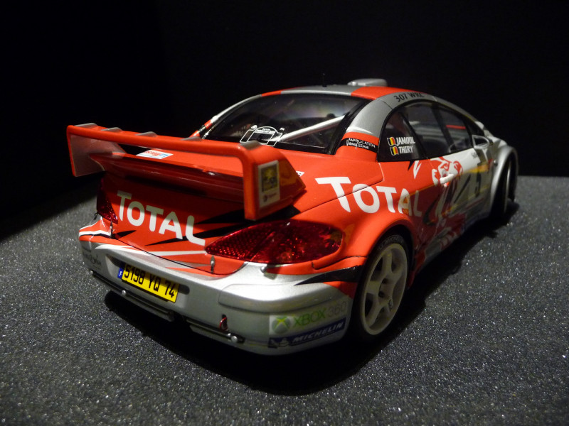 Peugeot 307 WRC Thiry/Jamoul Condroz 2006 919666P1000663