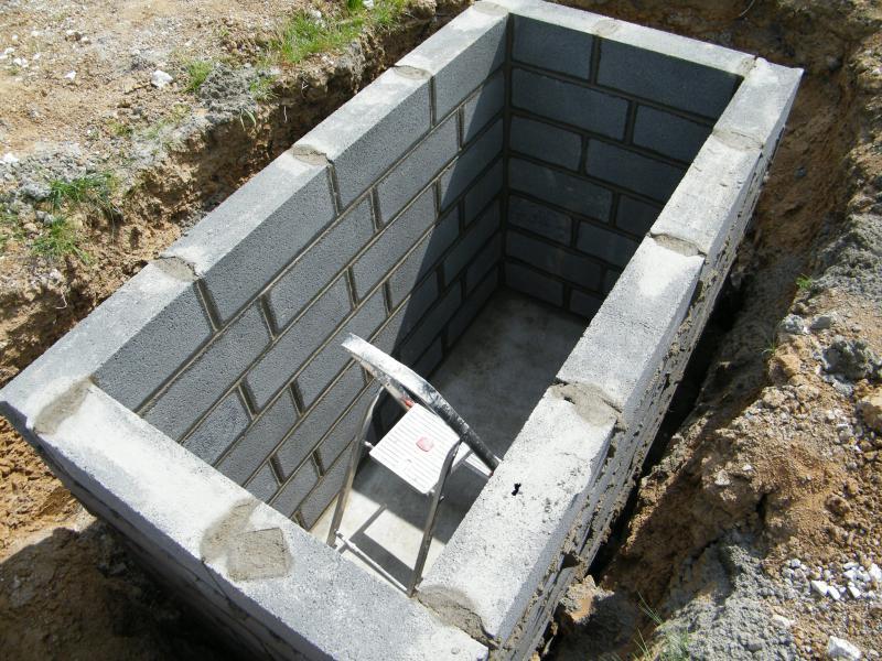 Construire son garage page 3 for Faire une fosse de garage