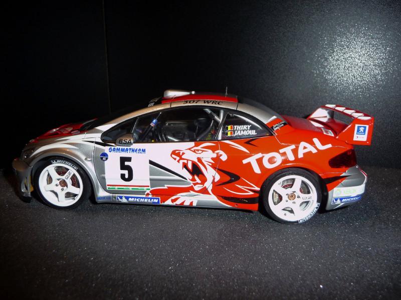 Peugeot 307 WRC Thiry/Jamoul Condroz 2006 932615P1000668