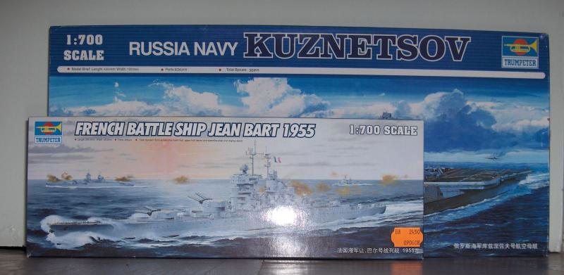Kuznetzof 1/700   Trumpeter 937385rv3