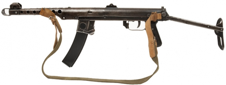 PPS-43(Russe) 94346type_54_smg