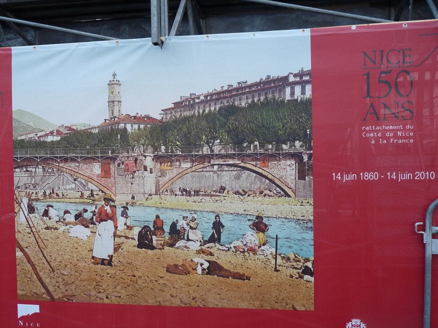 """UN PARFUM D"""" ITALIE :NISSA BELLA FAIT SON CARNAVAL DEVANT DES MERLUS DECON(FETTIS) FITS 1 A 0 947474P1050994"""