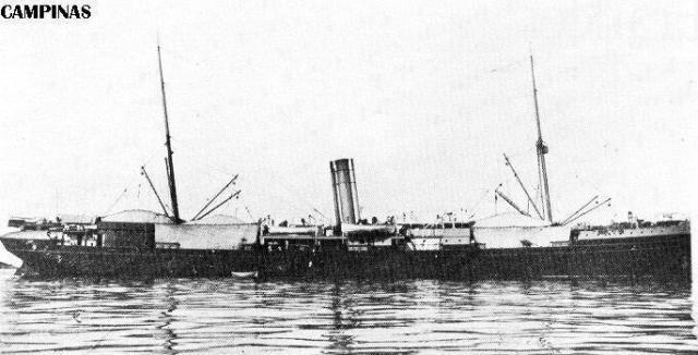 FRANCE PORTE-AVIONS BEARN 950869Campinas_1915