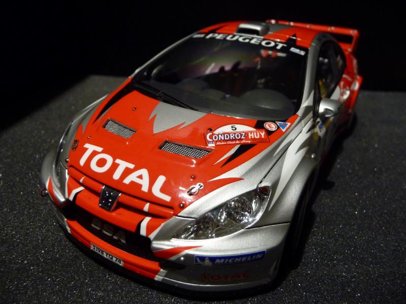 Peugeot 307 WRC Thiry/Jamoul Condroz 2006 960498P1000662