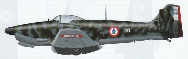 FRANCE PORTE-AVIONS BEARN - Page 1 976082Loire_Nieuport_140_2