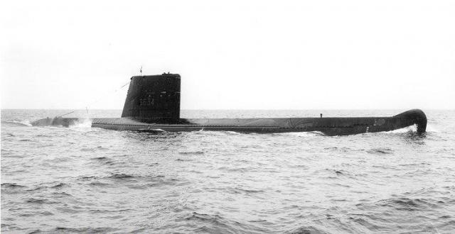 FRANCE SOUS MARINS CLASSE NARVAL 983754Requin_21061967