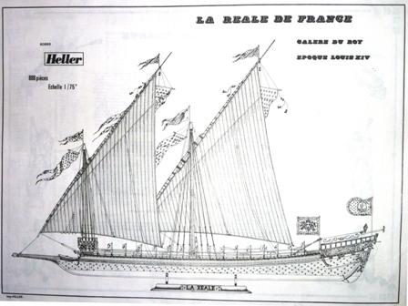 La Réale de France au 1/75ème - Heller 9871632_Heller_rdt