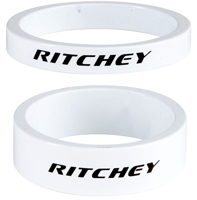 Ritchey 102584ritchey_logic_white_headset_spacers