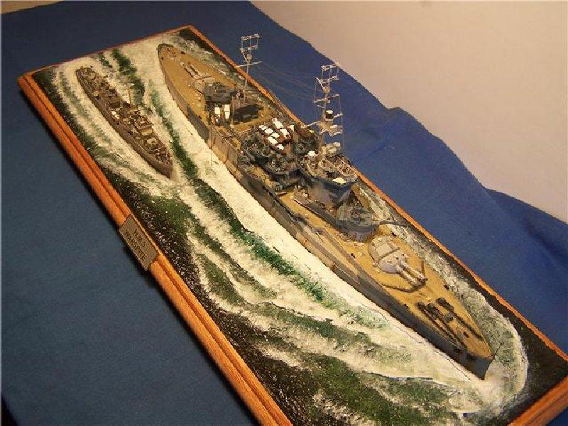 Un petit résumé de mon projet naval Airfix  1/600 116684hms_Warspite_124