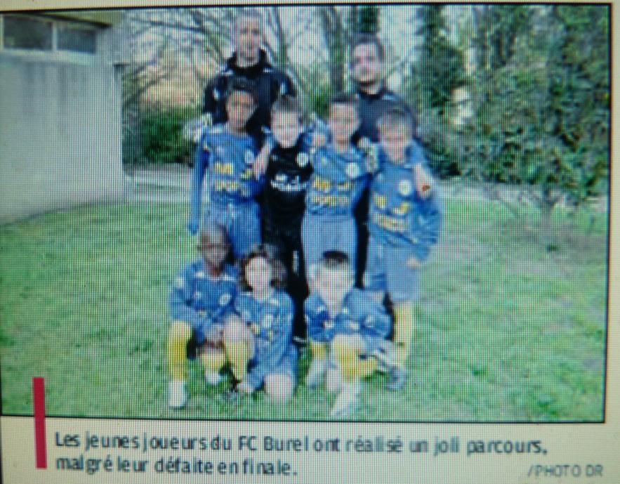 F .C .LE BUREL 12320P1080077