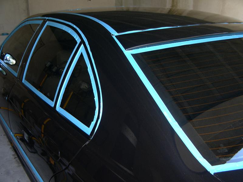 [BMW 530 d E39] Renaissance d'un Cosmos Schwarz Metallic 135111P1000654