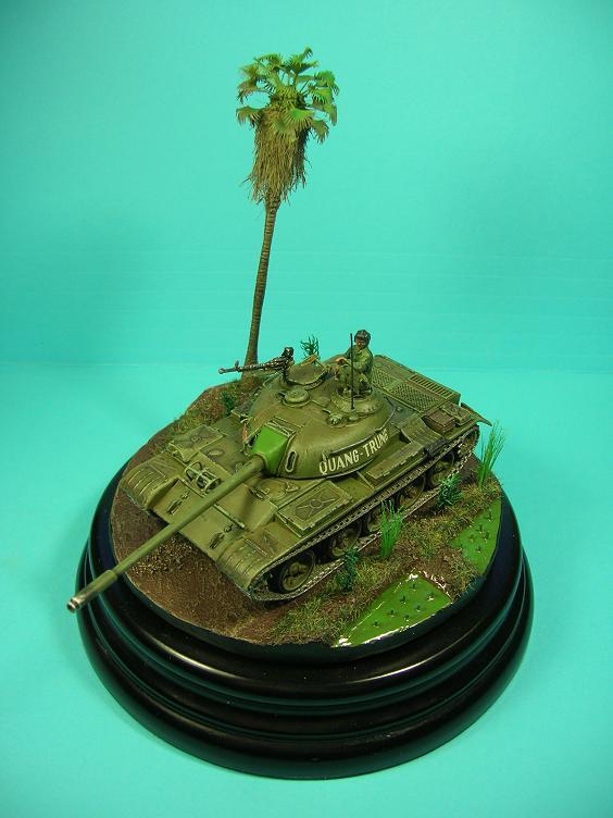 T-54 Nord-Vietnamien 1972 - 1/72° 1369701