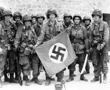 Historique du 506e régiment d'infanterie parachutée. 1373313