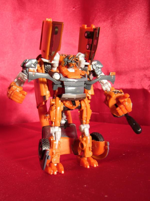 "Collection Nosfe ""Transformers & Hokuto No Ken & Cie"" 145161Mudflap_bot"