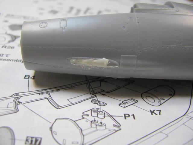DUO: F-104N (NASA) + F-104G (BAF) Hazegawa 1/48  145551IMG_3272