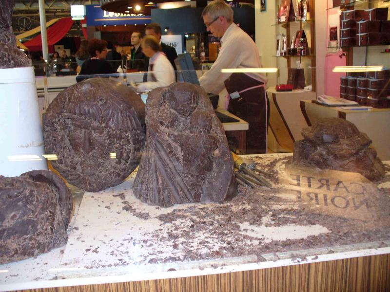 Le salon du chocolat à Paris 147036cho30