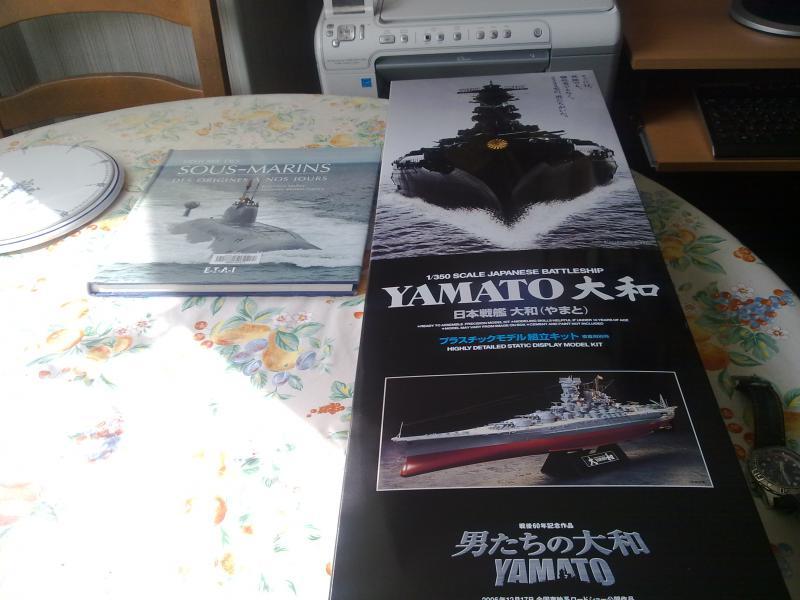 LE YAMATO TAMIYA au 1/350ème de PASCAL 94 148429yamato_tamiya