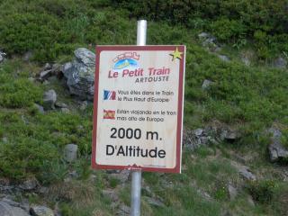 Le petit train d'Artouste 155840P7130459