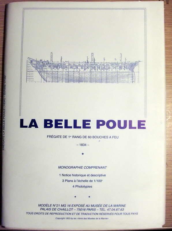 """La Belle Poule """"Heller""""1/200 - Page 3 159715HPIM0667"""