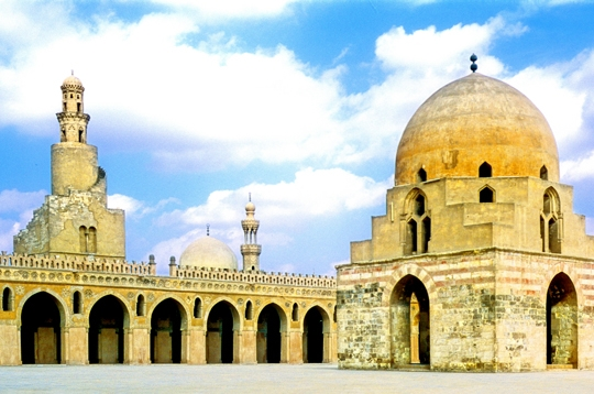 25 des plus belles mosquées du monde 179057est_caire_280363