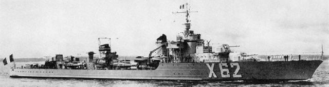 [MFA] BATAILLE NAVALE DE BENGHAZI 7-13 JANVIER 1949 186472Volta