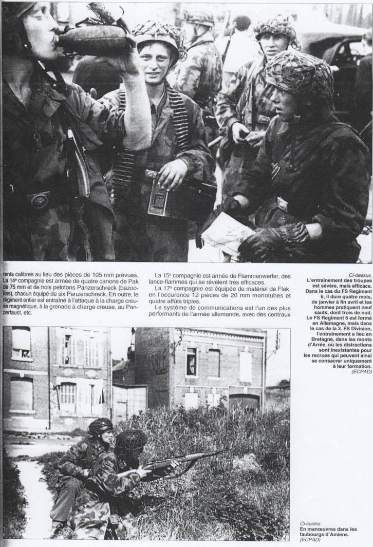Les fallschirmjager en photos; II 19779311