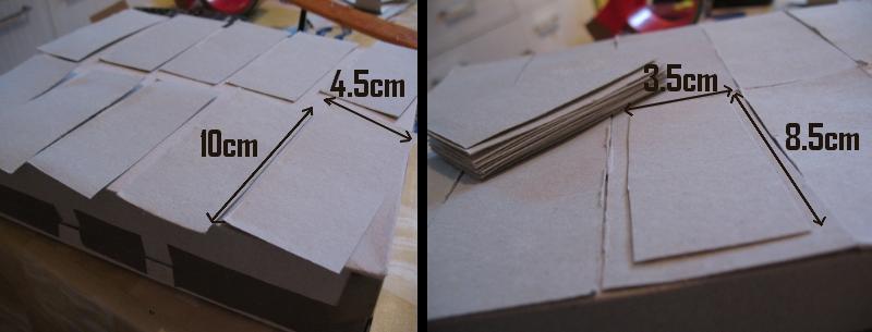Fabriquez une rangée de casiers de rangement [WWFF] 199647004