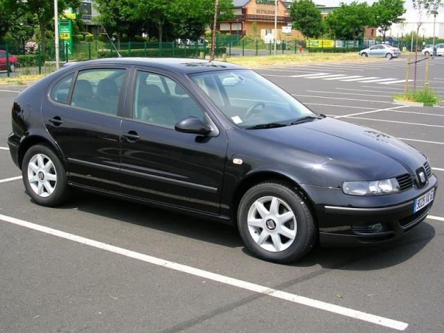 Topic officiel > Seat Leon I (1999-2005) 207986leon110