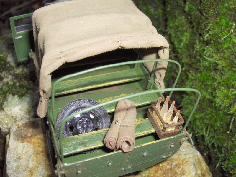 Camion Russe  GAZ-AAA 1934/1943 Zvezda 1/35 terminé!!! 208919HPIM1650