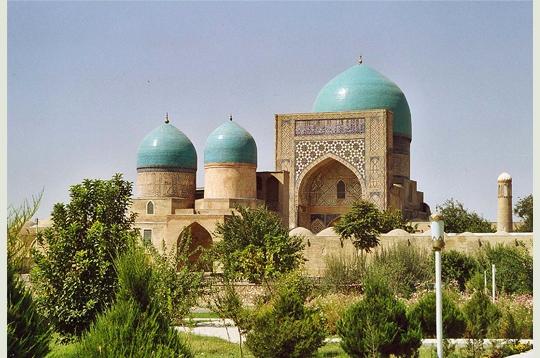 25 des plus belles mosquées du monde 216536ouzbekistan_280325