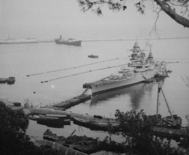 FRANCE CROISEURS DE BATAILLE CLASSE DUNKERQUE 230654CB_Dunkerque_1941
