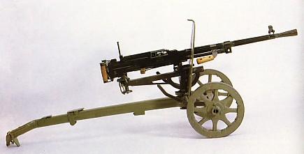 Les armes de l'infanterie: Les mitrailleuses. 238028MMG_SG43