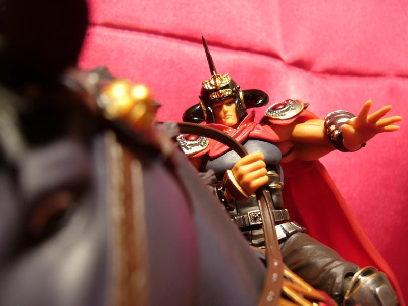 """Collection Nosfe """"Transformers & Hokuto No Ken & Cie"""" 248753P1030568"""